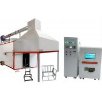 Wholesale ASTM E 1537 Heat Release Rate Tester / Large Calorimeter ISO 9705 from china suppliers