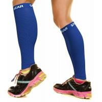 Wholesale Comfortable Thigh Compression Sleeve , Men & Womens Shin Compression Sleeve from china suppliers