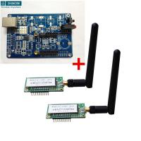 China free shipping UART RS485 to zigbee module for wireless communication(2000m at sight) on sale