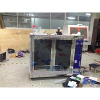 Wholesale Horizontal Fire Testing Equipment  , Foam Vertical Flammability Chamber from china suppliers