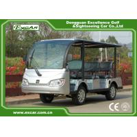 Buy cheap 8 Passenger Electric Sightseeing Car Charging Time 8-10 Hours F/R Track 1210 / from wholesalers