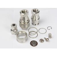 Quality Chemical Line Use Interchange Hydraulic Coupling KZF Stainless Steel SS304 for sale