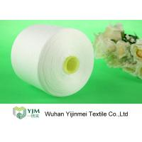 Wholesale AAA Brand Polyester Spun Yarn Z Twist  Bright On Plastic or Paper Cone from china suppliers