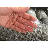 Wholesale Galvanized Woven Hexagonal Chicken Wire Mesh 0.5mm*1 / 2 * 4ft * 50m from china suppliers