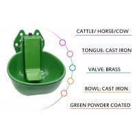 Wholesale Brass Valve Cattle Waterers Environmental Healthy 6 Hole Design from china suppliers