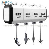 Wholesale Wall Mounted Auto Retractable Electric Cord Reel Combination Box Drums For Car Washing from china suppliers