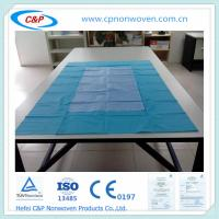 Wholesale Disposable Nonwoven Sterile Table Cover with PE+SMS from china suppliers