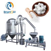 Wholesale Automatic Icing Powdered Sugar Grinder , 100 To 300 Mesh Flour Pulverizer from china suppliers