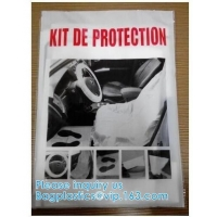 Wholesale KIT DE PROTECTION, 5 Layers Dust Proof Hot Sale Body Kit Anti Hail Car Accessories Auto Canvas Car Covers, Clean Kit Aut from china suppliers