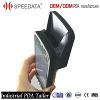 China USB RS232 Host Handheld Chip Card RFID Tag Reader With 2D Barcode Scanner on sale