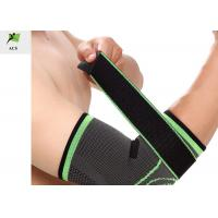 Wholesale Wear Resistant Sports Elbow Compression Sleeve Basketball Compression Arm Sleeves Breathable from china suppliers