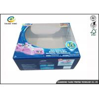 Buy cheap Recyclable Coated Paper Box With Offset ,Flexo Printing SGS FSC REACH from wholesalers
