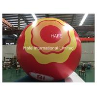 Wholesale Custom Led Inflatable Helium Balloon Lights , Moon Light Ball Print Logo from china suppliers