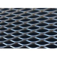 Wholesale Stretched Expanded Metal Mesh Diamand Hole Shape For Architectural Decoration from china suppliers