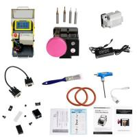 Buy cheap 2019 SEC-E9 CNC Fully Automic Smart Key Cutting Machine with Android Tablet from wholesalers