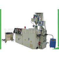 Buy cheap High Efficiency HDPE Pipe Extrusion Machine , PLC Control Plastic Extrusion from wholesalers