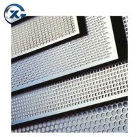 China custom perforated sheet metal 304 201 stainless steel sheet colour finish on sale