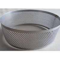 Wholesale Galvanized Perforated Stainless Steel Mesh Sheet For Filtration Support from china suppliers