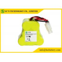 Wholesale 9.6 Volt Rechargeable Battery Pack , 3000 Mah NIMH Battery sc3000mah from china suppliers