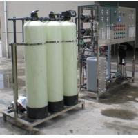 Wholesale Ultrafiltration UF Plant For Industrial Water Treatment , Spring Water Bottling Plant from china suppliers