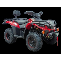 Wholesale TCI 4WD Four Stroke Quad 300cc Utility Vehicles ATV from china suppliers