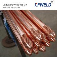 China Copper Clad Steel Grounding Rod on sale