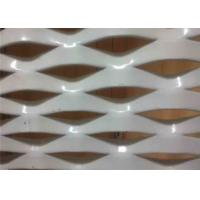 Wholesale Architectural Facade Cladding Decorative Aluminum Expanded Woven Wire Mesh For Wall from china suppliers