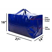 Wholesale Big Travel Bag Grocery Shopping Tote, Promotion, Foldable, Reusable, Biodegradale, Fabric Woven Tote & Non-Woven Bag from china suppliers