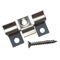 Buy cheap high quality stainless steel e clips,WPC floor decking clips,other fasteners from wholesalers