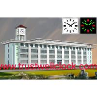 Wholesale residential estate clock,housing estate big wall clocks,movement for housing estate -GOOD CLOCK YANTAI)TRUST-WELL CO LTD from china suppliers