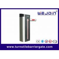 Wholesale Traffic Barrier Gate with Traffic Light Housing and LED Boom For Entrance and Exit Security System from china suppliers