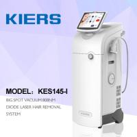 Professional Diode Laser Hair Removal Machine Painless Skin Rejuvenation