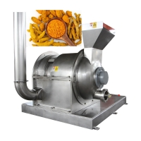 Wholesale 75kw 100-2000kg/H Turmeric Crusher Machine from china suppliers