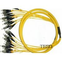 Wholesale SC / FC Fiber Optic Patch Cables High Performance With Mini Branch from china suppliers