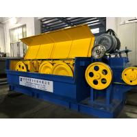 Wholesale 132KW Rod Breakdown Machine , 500mpm Blue Large Wire Making Machine from china suppliers