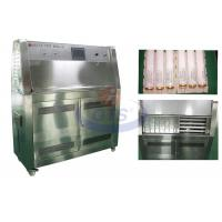 Wholesale Stainless Steel Material Climatic Test Equipment / UV Weathering Aging Test Machine from china suppliers