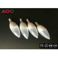 Wholesale Warm / Cool White LED Corn Lamp / 220v 5Watt 7Watt Crystal Candle Chandelier from china suppliers