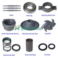 Buy cheap Mission Centrifugal Pump Spare Parts for Sale , Drilling Fluid Mission Pump With from wholesalers