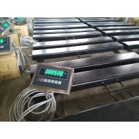 Buy cheap Weigh Beam 1T 2T 3T Load Bar Scale Mild Steel / Stainless Steel Materials from wholesalers