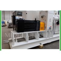 Buy cheap 37KW Driving Motor Single Screw Extruder Machine Vertical SJ90 / 38 Model from wholesalers