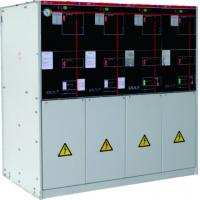 China 24kV SF6 Gas Insulated Switchgear CKFL on sale