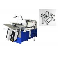 Wholesale Low Carbon Wire 3.0 - 8.0mm Computerized Forming Wire Bender Machine from china suppliers