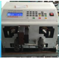 Buy cheap Cutting and striping machine machine for Sleeve tube cable XC-220 AWG10 to AWG32 0.20~2.5 from wholesalers