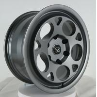 China pcd 5x114.3 5x160 alloy wheels aluminum rims for land rover land cruiser on sale