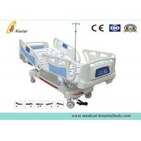 China Luxurious Multi-function Hospital Electric Beds , ICU Hospital Bed Folding (ALS-ES003) on sale