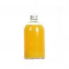 Buy cheap Custom 150ml 290ml 350ml 500ml Glass Beverage Bottle With Aluminium Caps from wholesalers