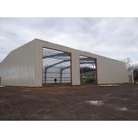 Wholesale Galvanized Or Painting Warehouse Steel Structure / Metal Building Structure from china suppliers