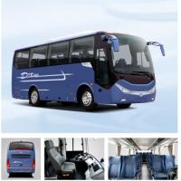 China 24 - 35seats Luxury Coach Bus , Dongfeng Public Passenger Transport Bus on sale
