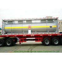 Wholesale 20FT / 30FT ISO Tank Container For Transport C9 Aromatics  20000L from china suppliers