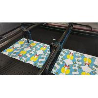 Wholesale High Performance Cnc Fabric Cutting Machine , CO2 Laser Cutting Machine from china suppliers